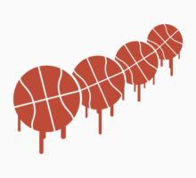 Basketball Graffiti Pattern Design by Style-O-Mat