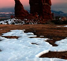 Winter Romance by American Southwest Photography