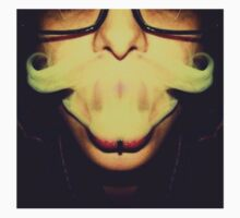smoke mustache by DreamClothing