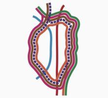 Heart CTA Loop Kids Clothes