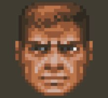 Retro Face of Doom by Defstar
