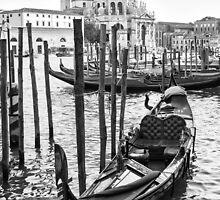 Romance Gondola by Adrian Alford Photography