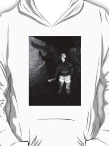 Jason in his Barn T-Shirt