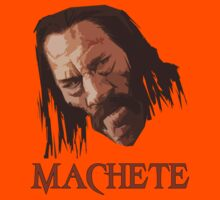 Machete by AxelPyro