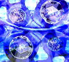 Azure Orb of Midas Sticker
