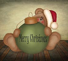 Beary Merry Christmas by Penny Odom