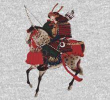 Samurai by cadellin