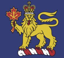 Governor General of Canada Flag by cadellin