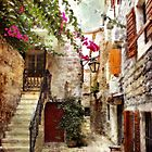 Old Greek Street by GarfunkelArt
