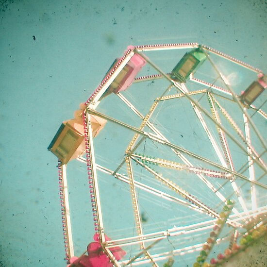Big Wheel by Cassia