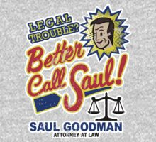 Better Call Saul! by DCVisualArts