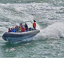 RIBTastic ! - Screams Ahoy !! by Colin J Williams Photography