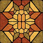Sacred geometry - Voronoi by enriquev242