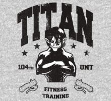 Titan Fitness by bleachedink