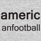 American Football by TheGrimHeapr