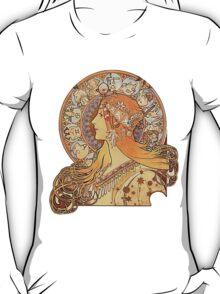Mucha – Zodiac T-Shirt