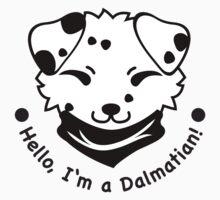 Hello, I'm a Dalmatian! by ImpyImp