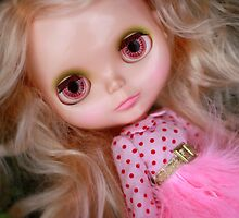 Claudia in Pink by duchesstara