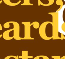 BBB Logo Sticker Sticker