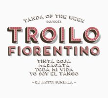 2013/20 Troilo Fiorentino - Red by TOTW
