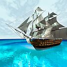 Sailing Ship by Vac1