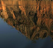 Katherine Gorge Reflectiona by myraj