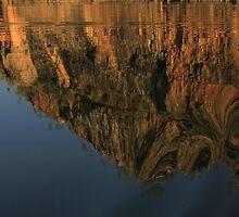Katherine Gorge Reflectiona by myraj