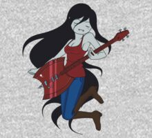 Marceline (Adventure Time) by rohankz