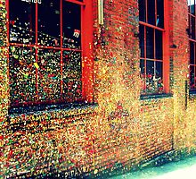 Seattle Gum Wall by ShadowE