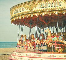 Seaside Carousel by Cassia