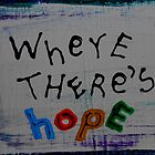 where there's hope by songsforseba