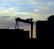 Harland & Wolff Silhouette by Wrayzo