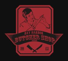 Butcher shop - Bay Harbor by kingUgo