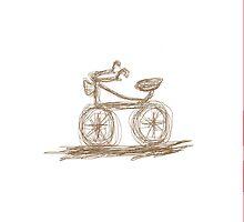 Retro Bike by Daniela Reynoso Orozco