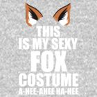 This Is My Sexy Fox Costume by Look Human