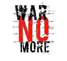 War no more 2 Photographic Print