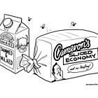 Cameron's Sliced Economy by Alex Hughes