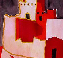 Mesa Verde original painting by CrowRisingMedia