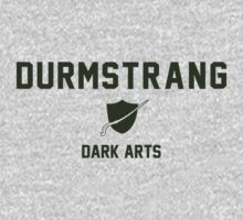 Durmstrang - Dark Arts - White by mlny87