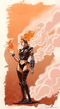 Flamestress by Jason Piperberg