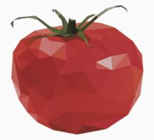 Polygonal Tomato by dimair