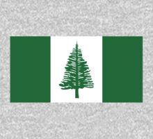Norfolk Island Flag by cadellin
