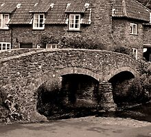 The Packhorse Bridge by trish725