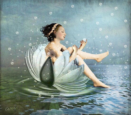 Bubbles by Catrin Welz-Stein