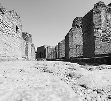 Deserted Pompeii by Adrian Alford Photography