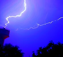 Thundering And Lightning by AbhishekAnand