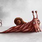 Snail by Alexander Skachkov