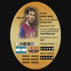 Messi T-shirt by Smutesh Mishra