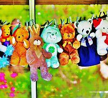 Teddy Bears by OlliePhotograph