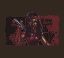 Michonne by Jon Pinto